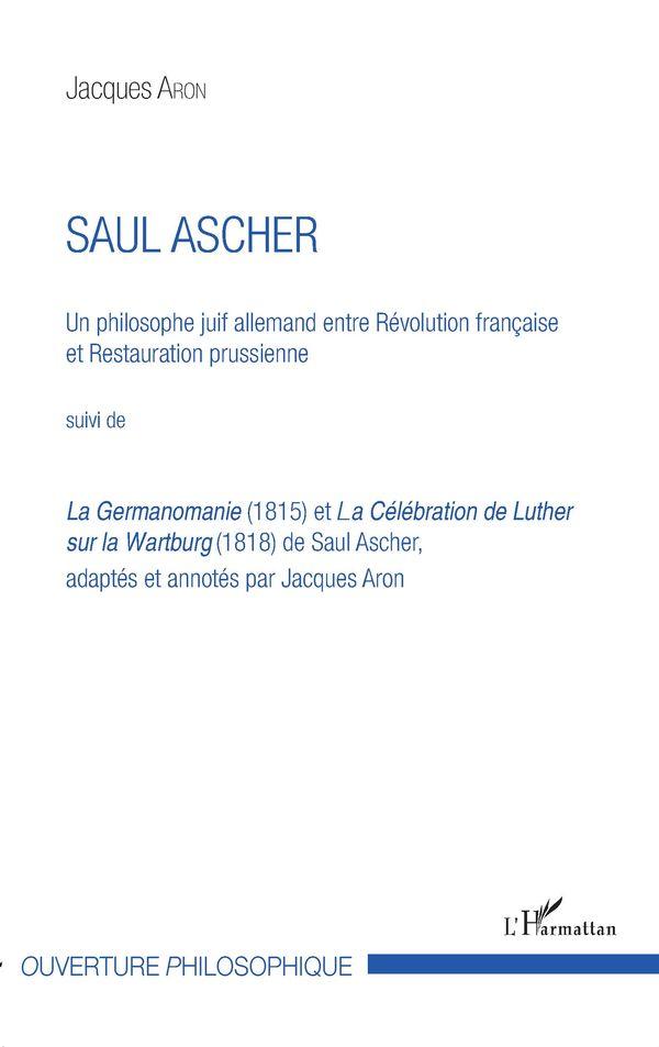 Saul Ascher